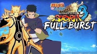 Naruto Shippuden Ultimate: Ninja Storm 3 Full Burst PC - Let