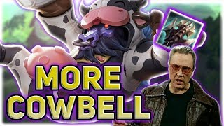 THIS META NEEDS MORE COWBELL!! ALISTAR TOP IS LEGIT! - Patch 7.17