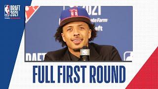 All 30 First Round Picks | 2021 #NBADraft