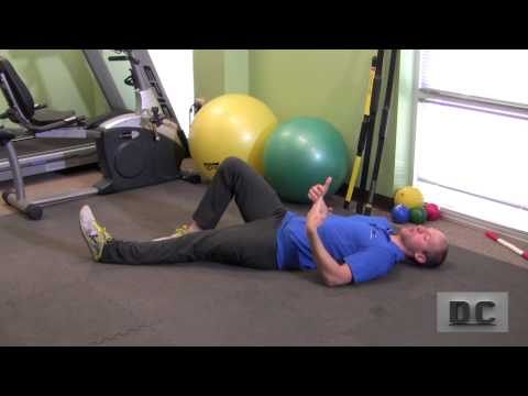 Core Strengthening - McGill Exercises by 1st Choice Sports Rehab