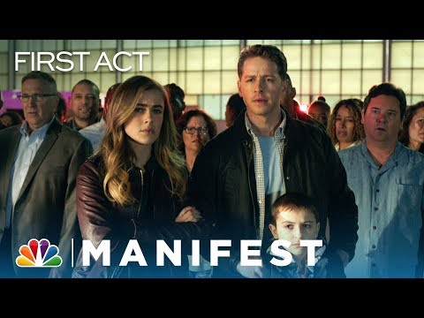 Manifest  The First Act Sneak Peek