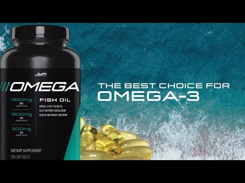 Omega JYM - The Best Choice For Omega-3