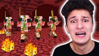 CEHENNEME GİTTİM 😱 Minecraft 16
