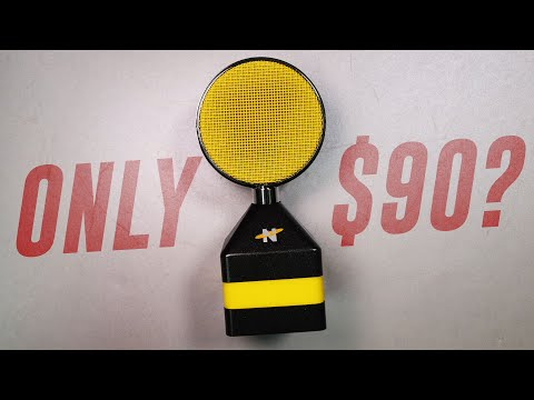 NEAT Worker Bee Mic Review / Test (Compared to NW700, AT2020, NT1)