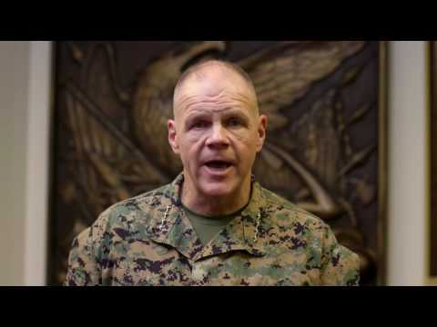 Neller addresses online behavior of Marines