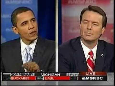 MSNBC Debate: Edwards