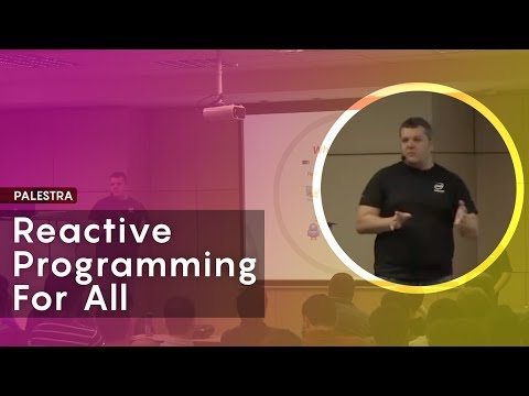 Reactive Programming For All