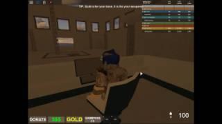 Roblox l Zombie Defense Tycoon #4 La Base Militar