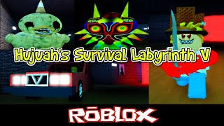 Hujuah's Survival Labyrinth V [SEASON 2] By Hujuah12 [Roblox]