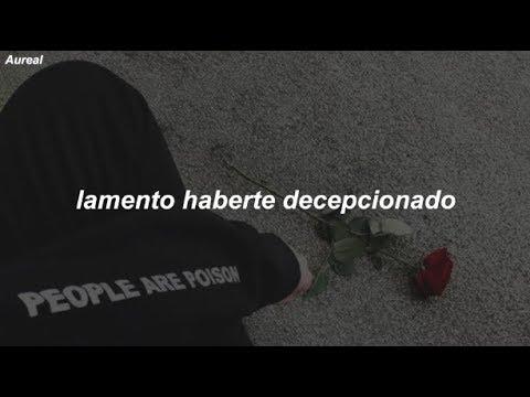 NF - Let You Down (Traducida al Español)