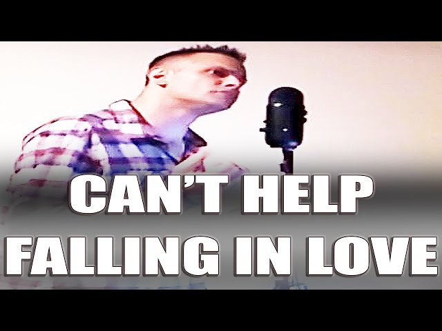 GQGeorge - Can't HelpFalling in Love Elvis Presley cover by GQGeorge