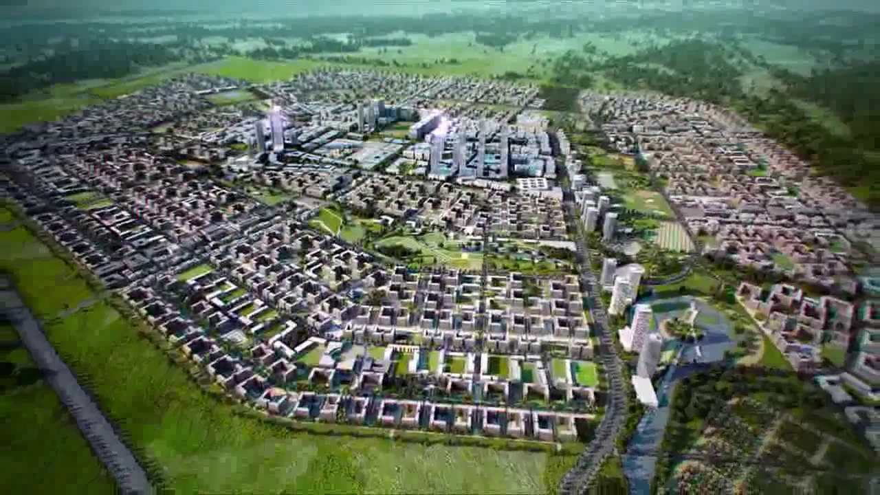 Bismayah New City Arabia - YouTube