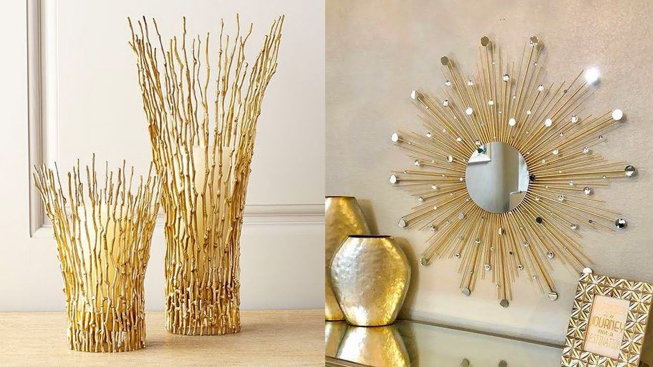 Diy Room Decor Quick And Easy Home Decorating Ideas 2 Youtube