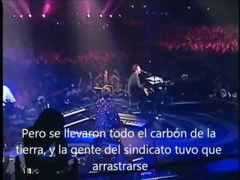 """BILLY JOEL """"Allentown"""" (Live, 94) SUBTITULADO AL ESPAÑOL"""