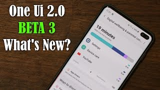 One Ui Beta 3 (Android 10) out on Galaxy S10 Plus - Whats New?