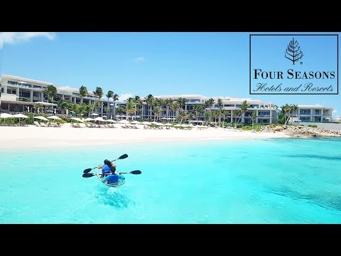 Anguilla Hotel Tours - Four Seasons Anguilla