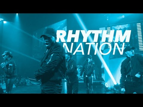 Rhythm Nation (Live Cover)