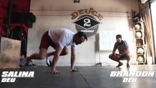 D-E-U-C-E Episode 2: Salina Ball vs. Brandon Ansley