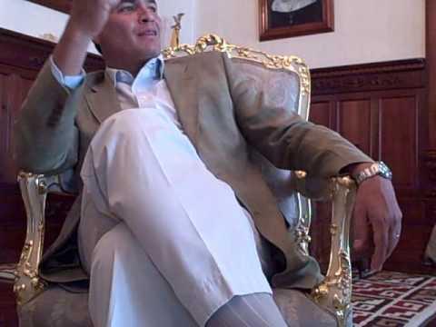 Exclusief interview met Rafael Correa, president van Ecuador