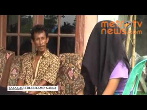 Kakak Beradik di Bogor Berkelamin Ganda