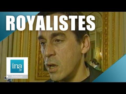Les royalistes et la mort de Louis XVI | Archive INA