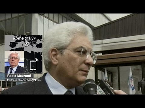 "Interview : Mattarella ou l'espoir de ""renforcer la lutte contre la mafia"""