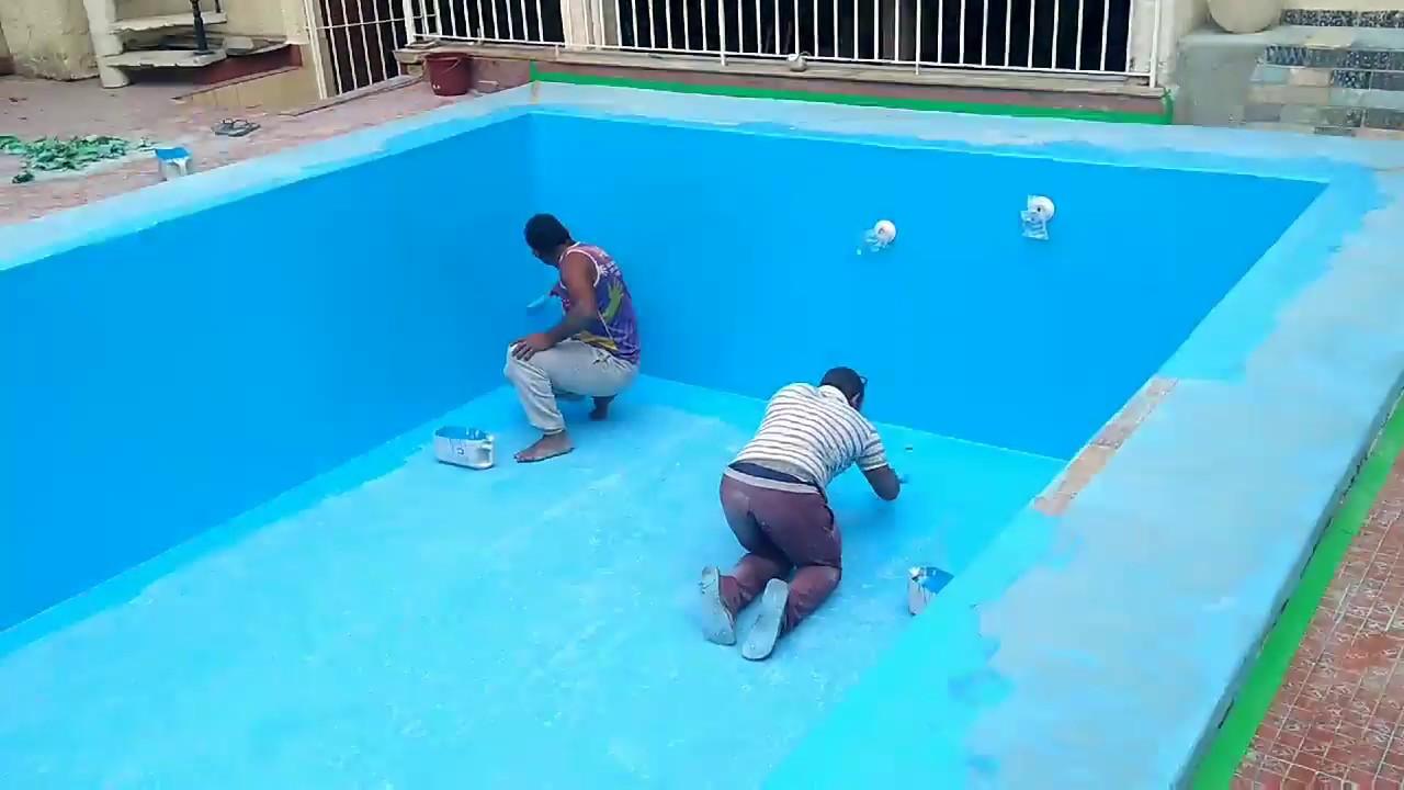 Piscina de azulejos transformada em fibra de vidro for 3 t piscina