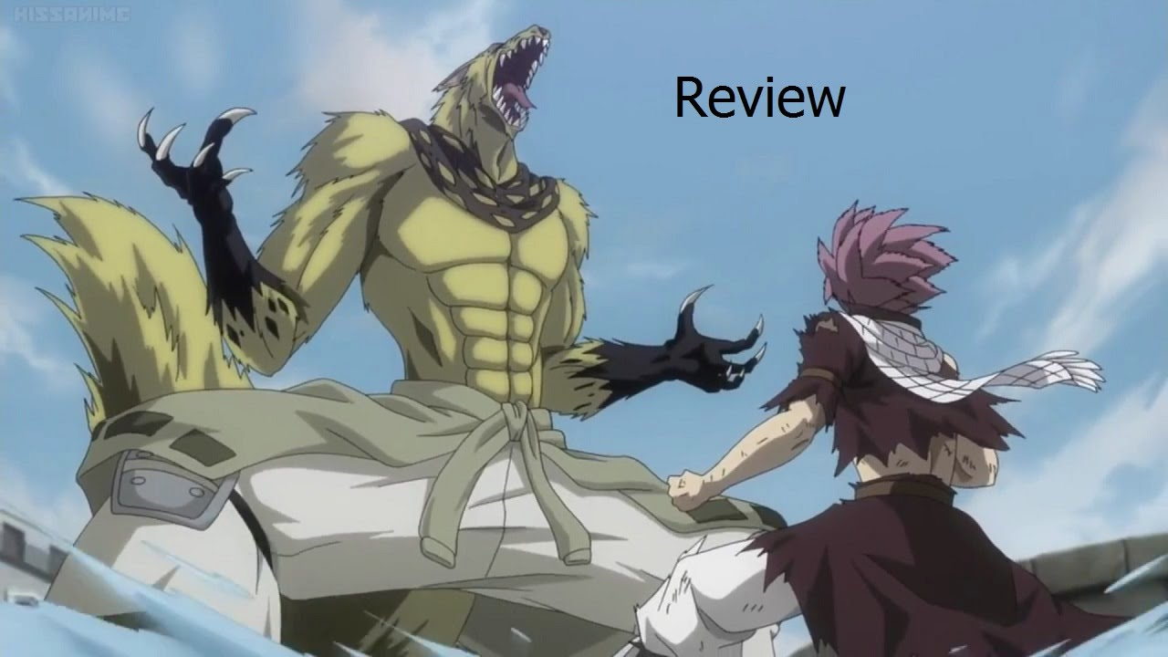fairy tail 2014  episode 62