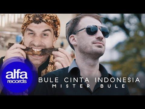 Mister Bule (Sergei Litvinov) - Bule Cinta Indonesia [Video Lirik]