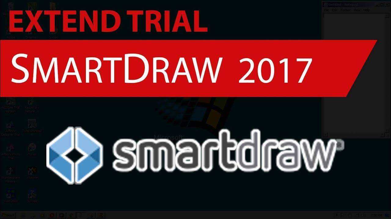 smartdraw 2017 for free how to extend the trial version visio maxresdefault watchv - Smartdraw For Mac Free Trial