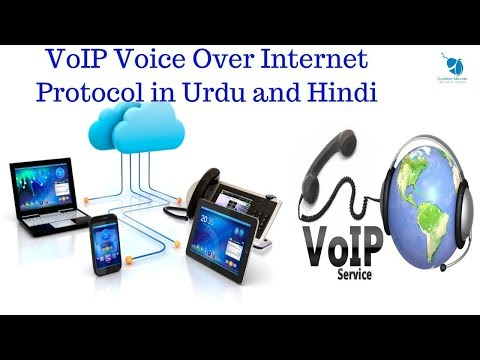 What Is VoIP | Voice Over Internet Protocol | VoIP Terminals | VoIP Architecture In Urdu And Hindi