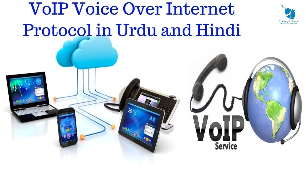 What Is Voice Over Ip Voip Voip Codec Voip Terminals Voip Architecture In Urdu And Hindi