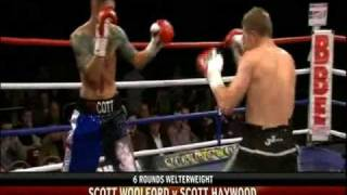 Scott Woolford v Scott Haywood II - Part 1