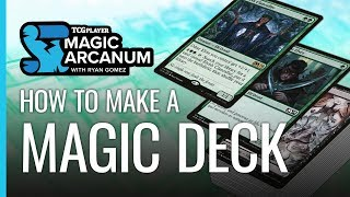 How to make a Magic deck | Magic Arcanum