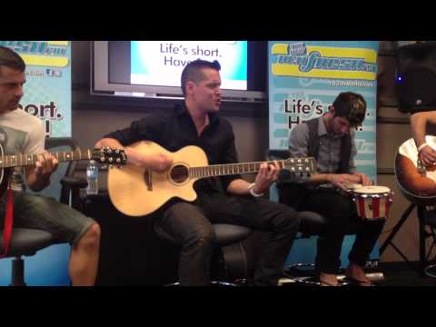 Faber Drive - Tongue Tied (LIVE ACOUSTIC)