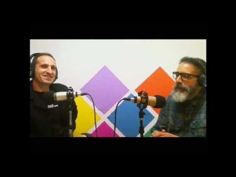 On a radio program, in Buenos Aires...