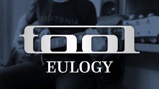 TOOL - Eulogy (Guitar Cover with Play Along Tabs)