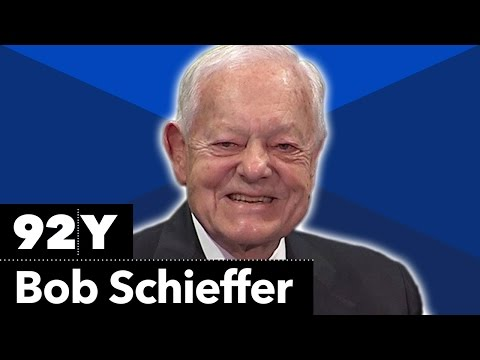 Bob Schieffer with Norah O'Donnell