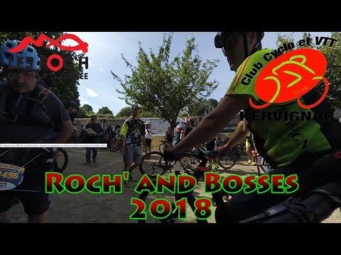 Le roch and bosses 2018