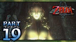 The Legend of Zelda: Twilight Princess HD - Part 19 - Reviving Lanayru