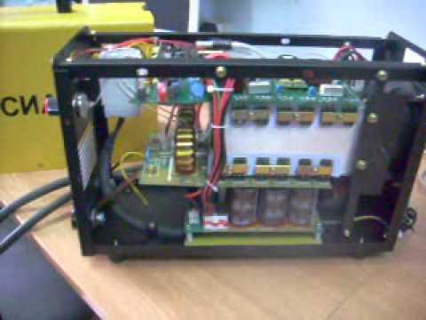 Сварочный инвертор СИА-200.