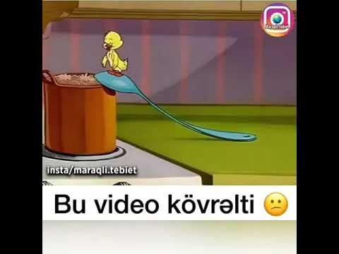 Qəmli video