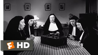 Lilies of the Field (1963) - Language Record Scene (2/12) | Movieclips