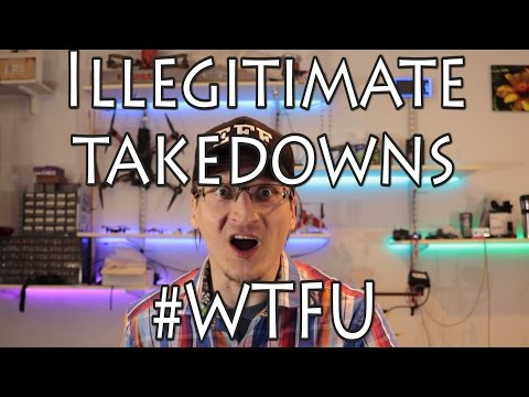 Copyright Attorney on I Hate Everything's illegitimate takedowns from Merlin CDLTD #WTFU
