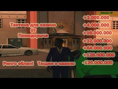 Тактики игры в онлайн казино как получить выигрыш