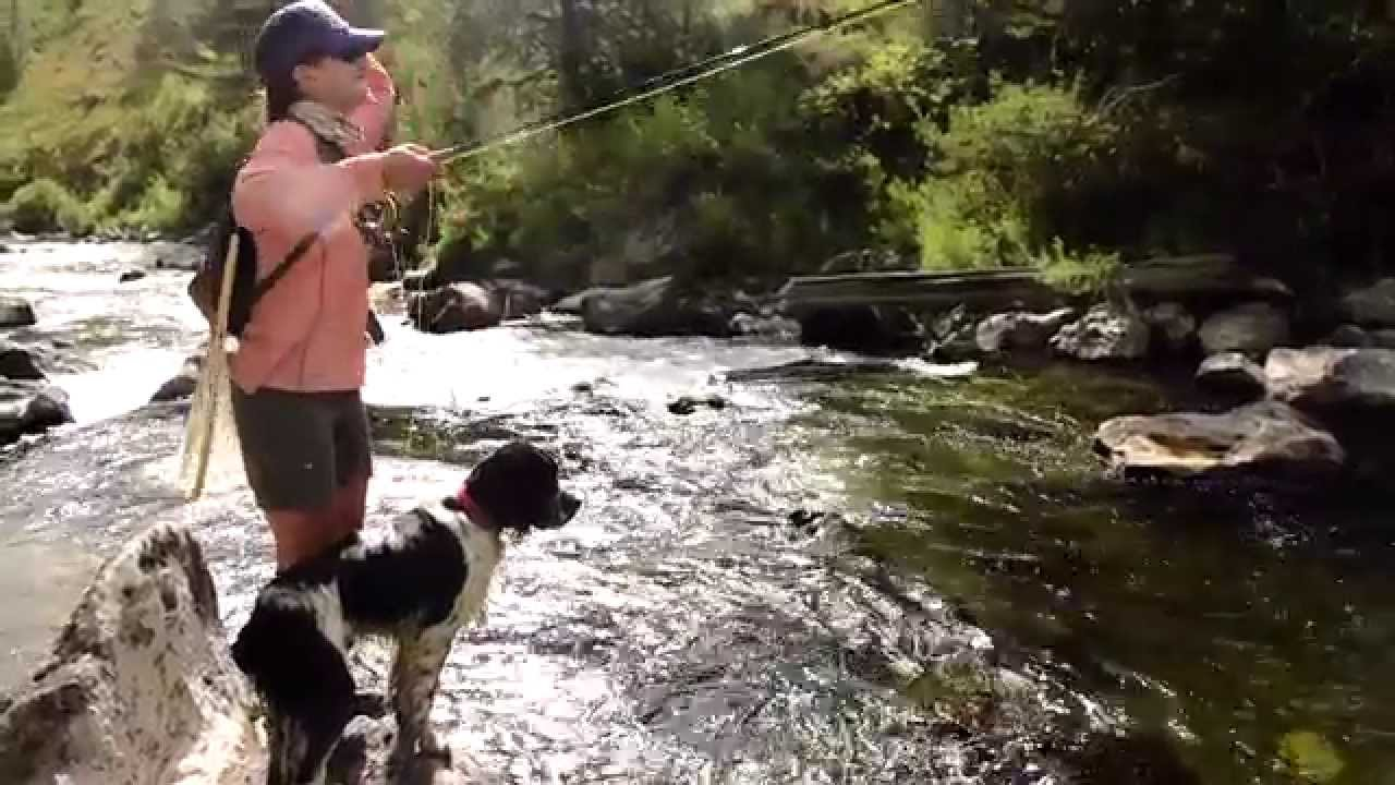 women's fly-fishing clothing: trout bum by orvis - youtube, Fly Fishing Bait