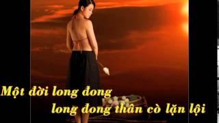 Đệm Ghi ta: Thương lăm tóc dài ơi! (Phú Quang)
