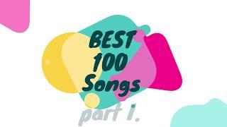 Glee - Best 100 songs (part I.)
