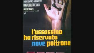 Carlo Savina - L'assassino ha riservato nove poltrone