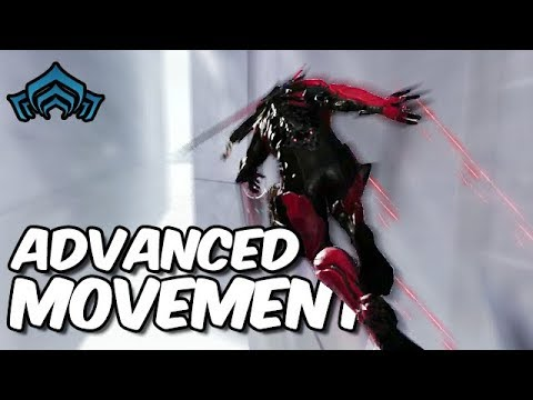 Warframe: Advanced Movement Tutorial!